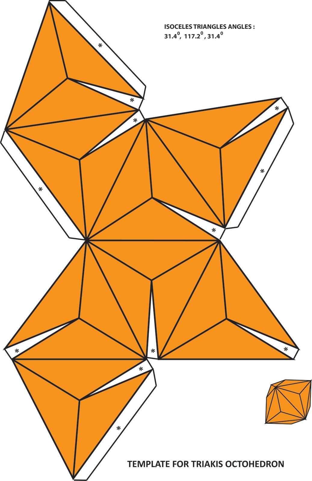 Fig 1 The Archimedean Solids And Their Duals The Catalan