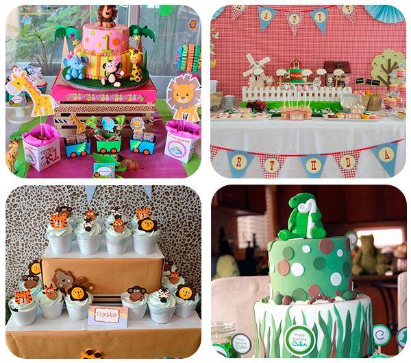 Fiestas infantiles 6 ideas para el 1 cumplea os - Ideas fiesta cumpleanos infantil ...