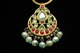 antique mughal jewellery - Google Search