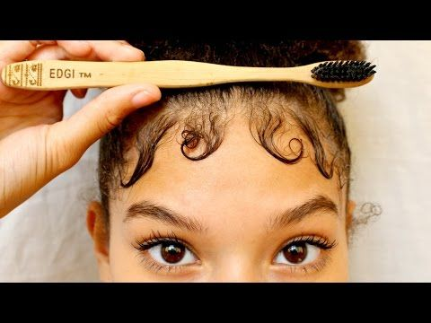 How To Slay Amp Lay Your Edges Baby Hair Tutorial Update Youtube Baby Hairstyles Edges Hair Hair Tutorial
