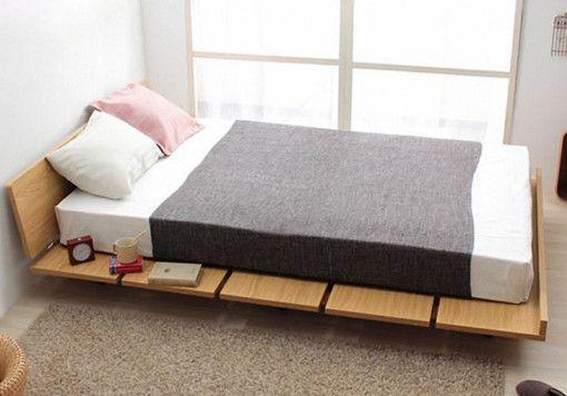 Wood Furniture Singapore Japanese Platform Bed Japanese Bed