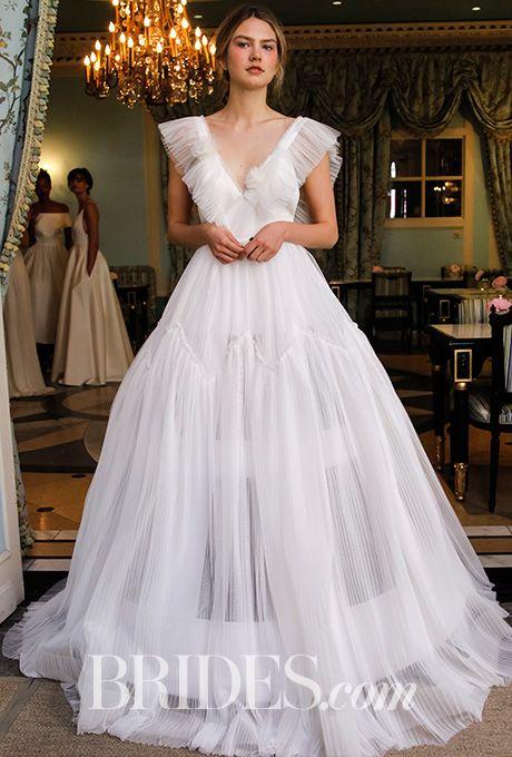 Brides Delphine Manivet Wedding Dresses Spring 2017 Bridal Fashion Week