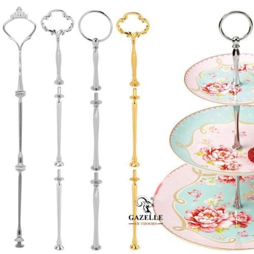 1~10 set 3 tier #handle #fittings gold for tea shop room hotel cake #plate stand,  View more on the LINK: http://www.zeppy.io/product/gb/2/191885191249/