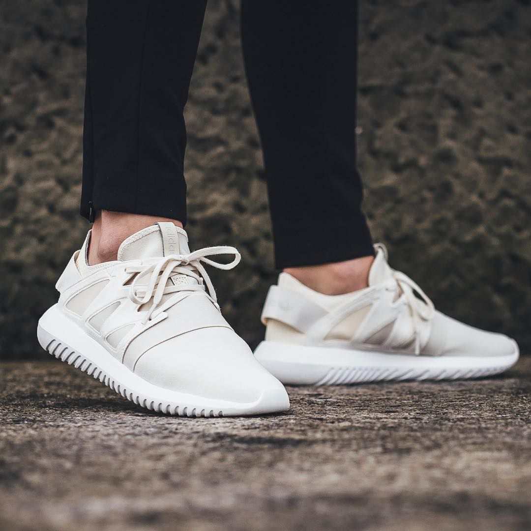 adidas tubular viral blanche
