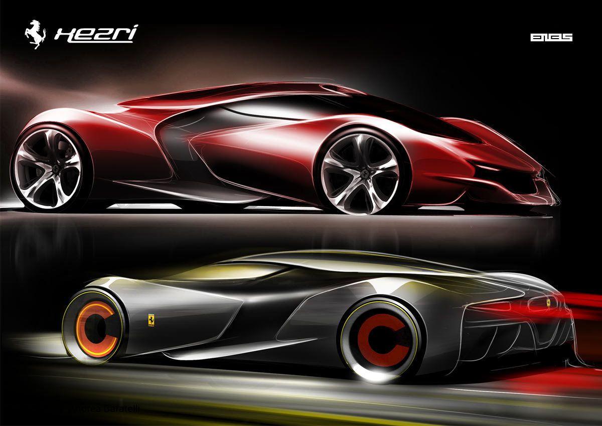 Superbe Future Ferrari   Google Search
