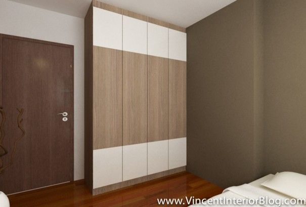 behome design concept 4 room hdb common room wardrobe - Bedroom Design Concepts