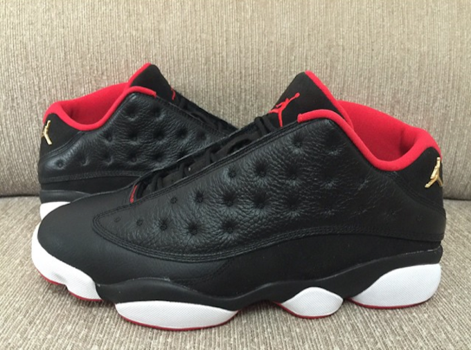 brand new cdb6e 5d48e Air Jordan 13 Low Bred 2015 | Air Jordans | Jordan retro 13 ...