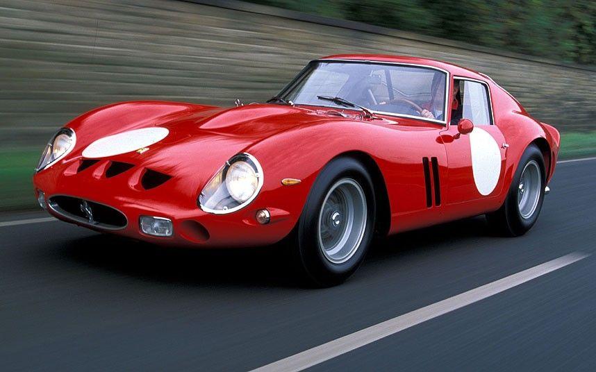 Car, Ferrari 250 GTO, Model Year 1962 1964