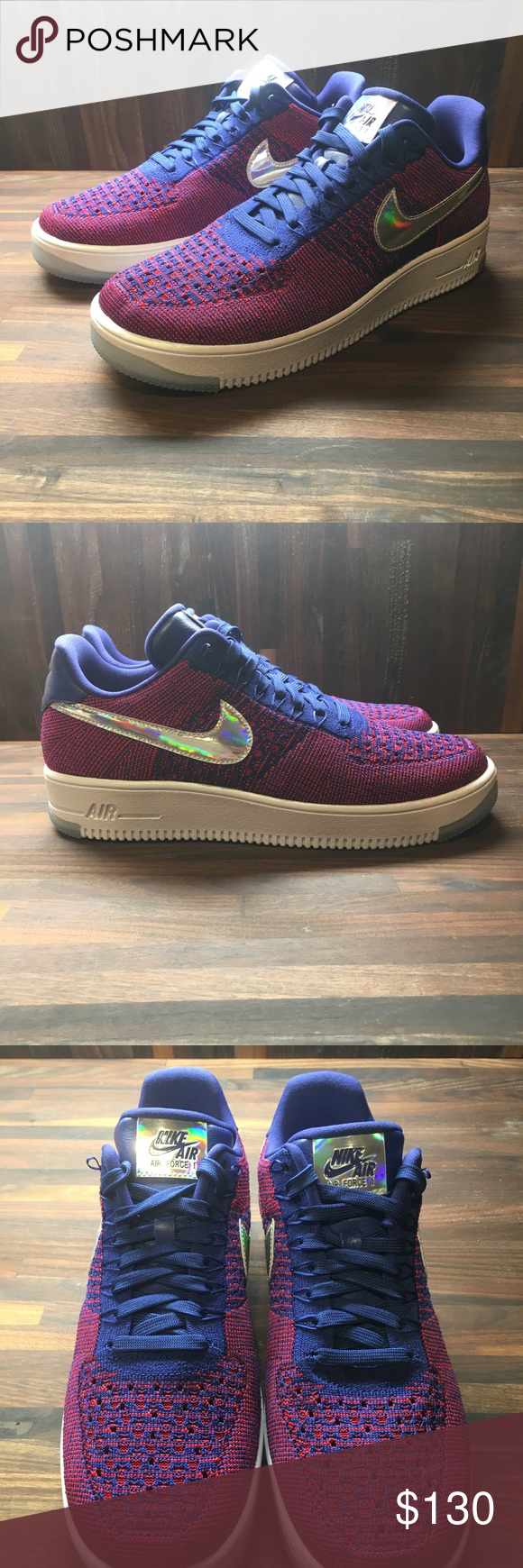 New Nike Air Force 1 Ultra Flyknit Low USA 10.5 Brand New Air Force 1 Ultra a39d3f633