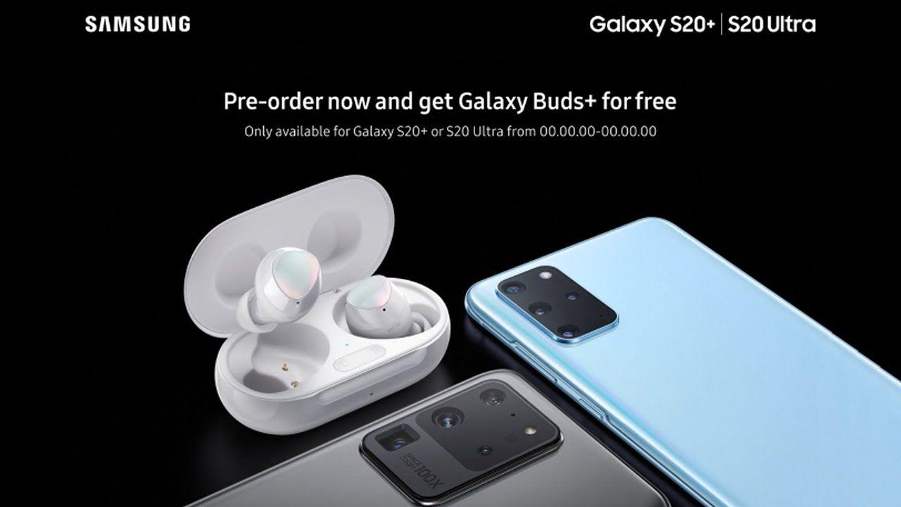 Samsung Galaxy S20 Plus In 2020 Samsung Samsung Galaxy Galaxy