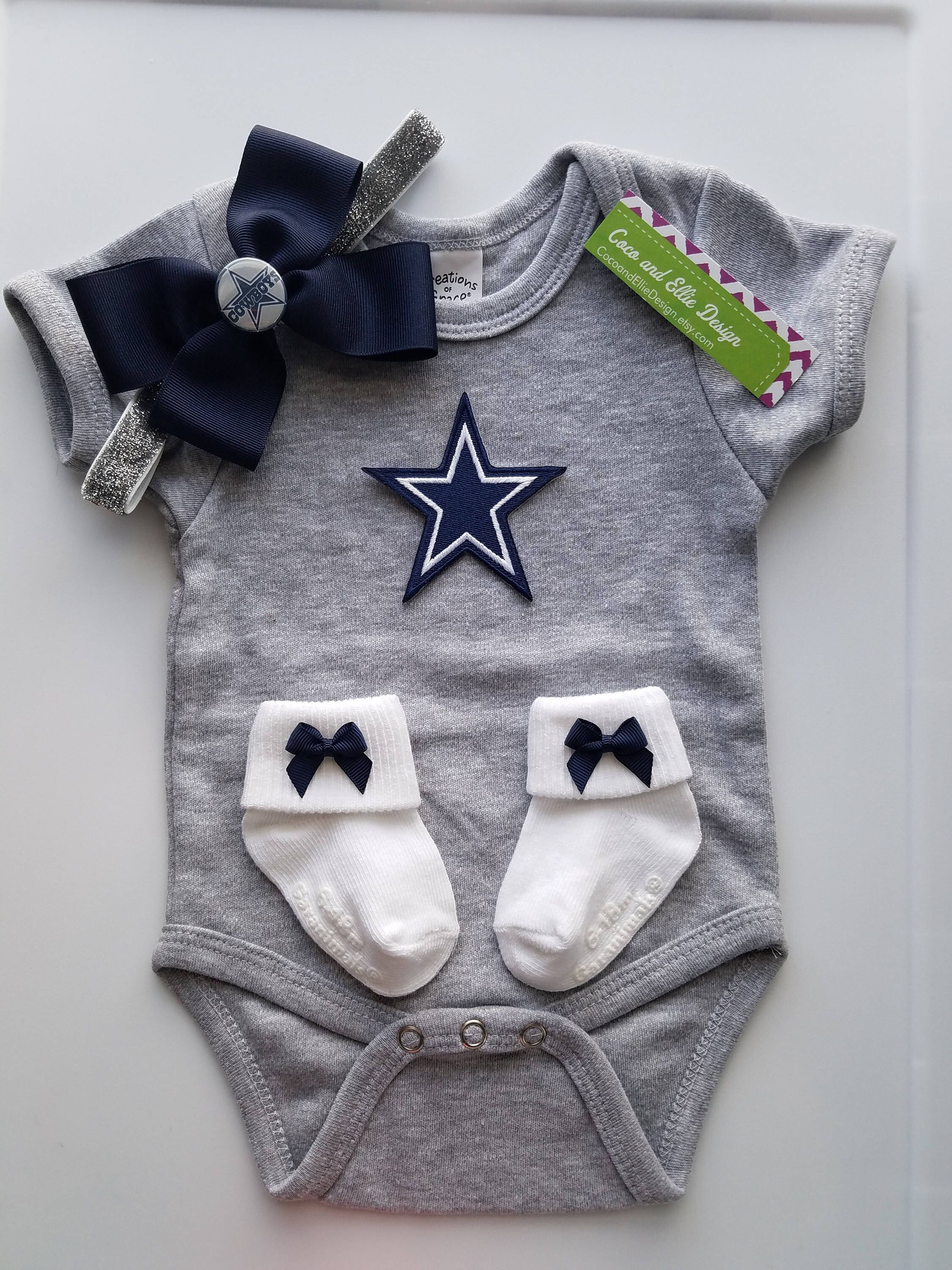 dee70599 Pin by Taylor Victoria on d a l l a s ✨   Dallas cowboys baby ...
