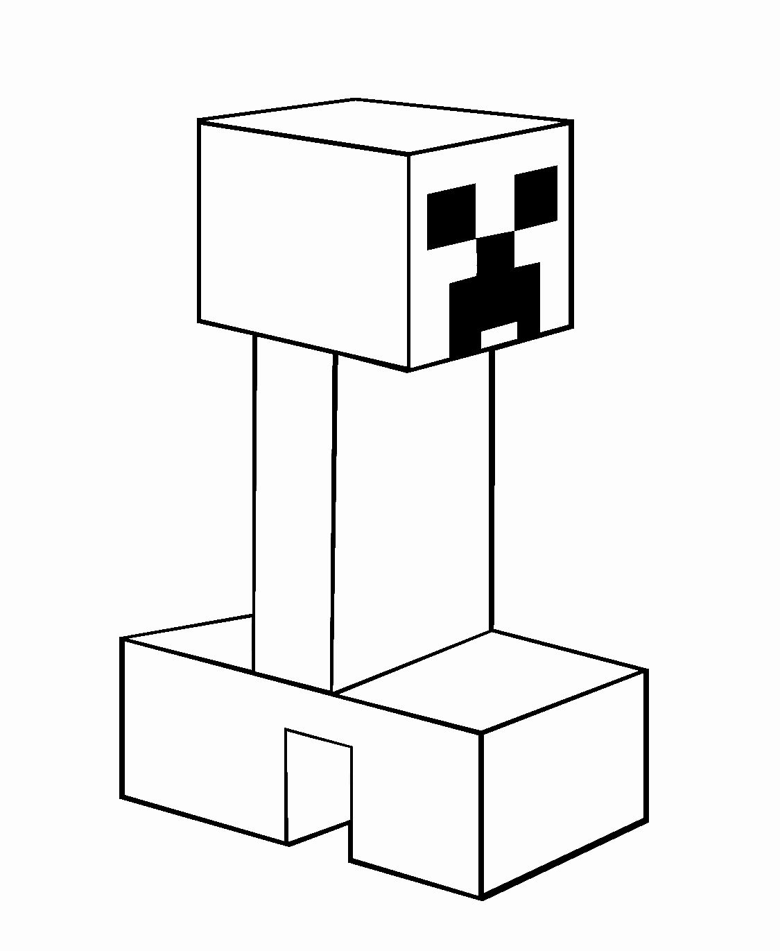 Minecraft Creeper Coloring Page Inspirational Minecraft Coloring Pages Minecraft Coloring Pages Cars Coloring Pages Coloring Pages
