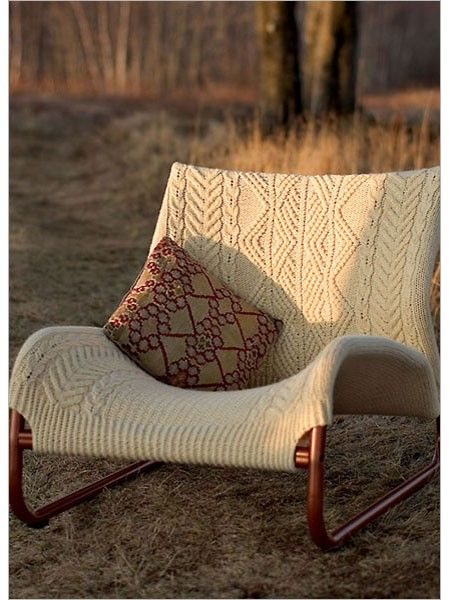 Sweet And Lowdown Chair | InterweaveStore.com