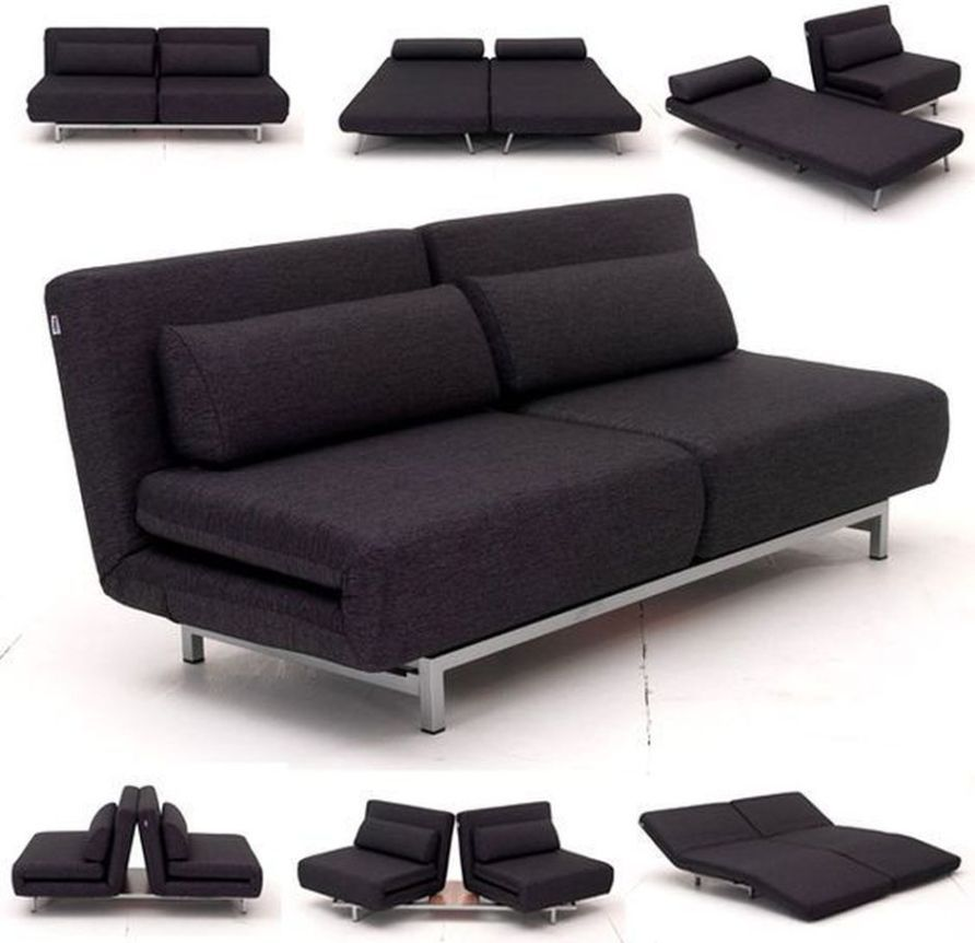 Cool Modular And Convertible Sofa Design For Small Living