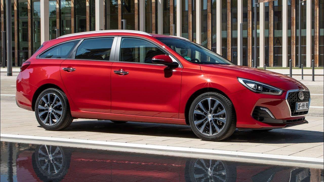 2019 Hyundai i30 Wagon