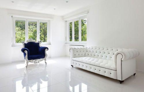 Tiles Glazed Porcelain Polished Crystal Super White Floor