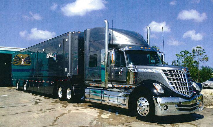 Weitere Infos und Reportagen für Berufskraftfahrer auf  http://www.bkftv.de Epic #MobileProduction truck sparkling post-wash
