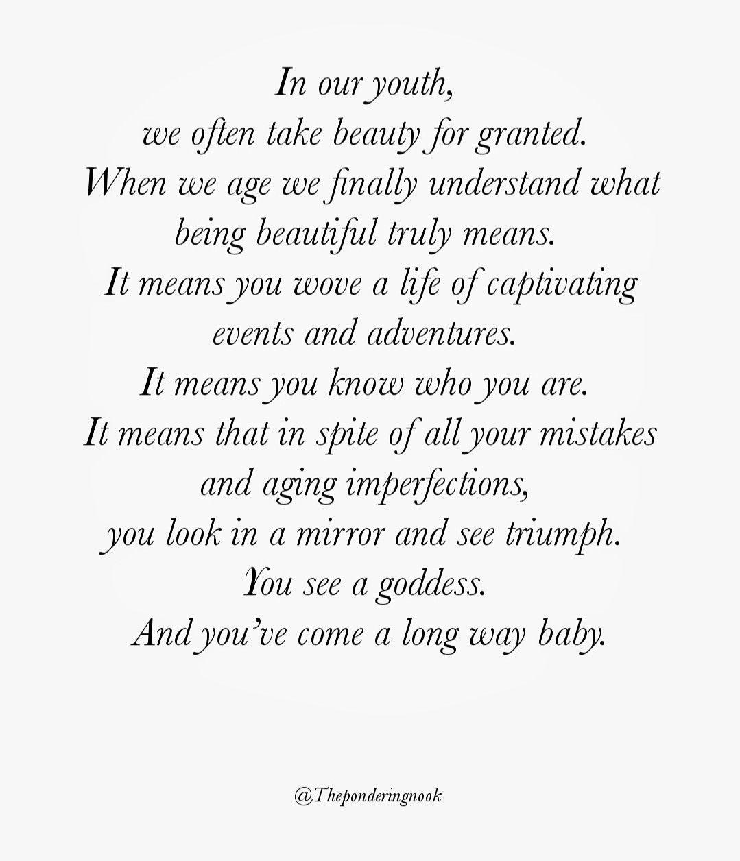 Aging Quotes Beauty Quotes Aging Quotes Aging Well Aging