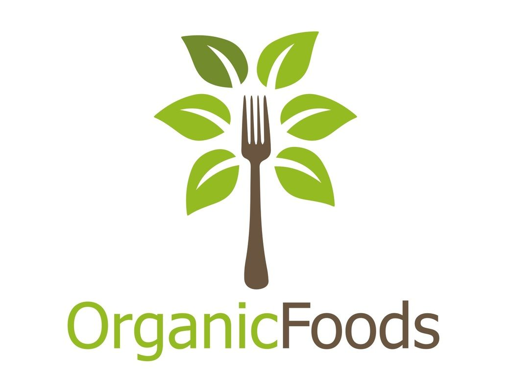 Organic Vegetables Logo Google Search Organic Food Logo Healthy Food Logo Organic Recipes