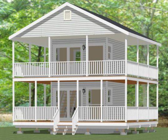 24x24 garage with loft 12x12 house w loft wrap around for 24x24 modern house