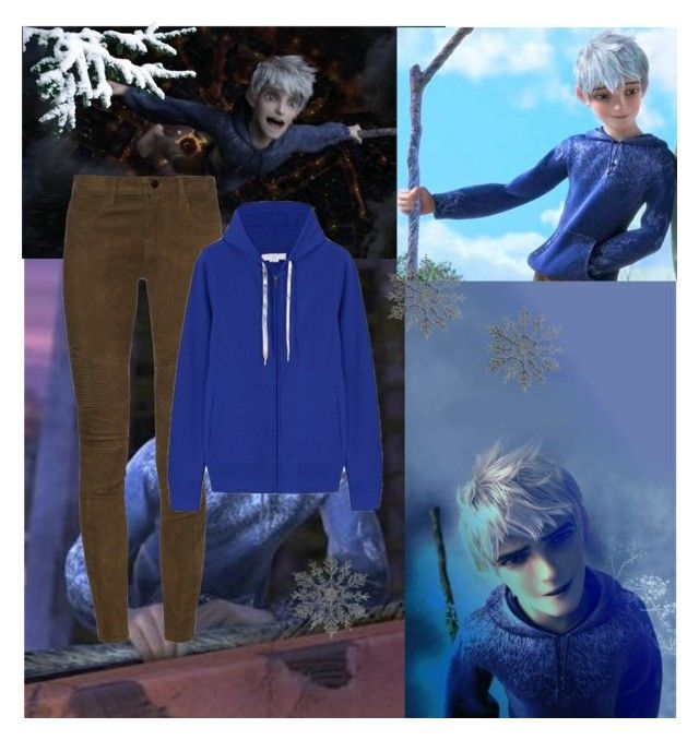 """""""Jack Frost"""" by p3nguinqueen ❤ liked on Polyvore featuring J Brand"""