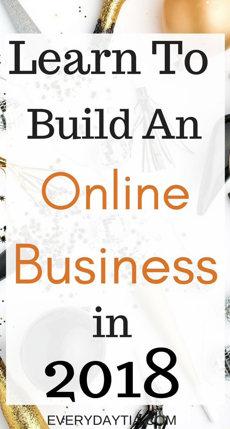 How to Build an Online Business | Online business, Email list and ...