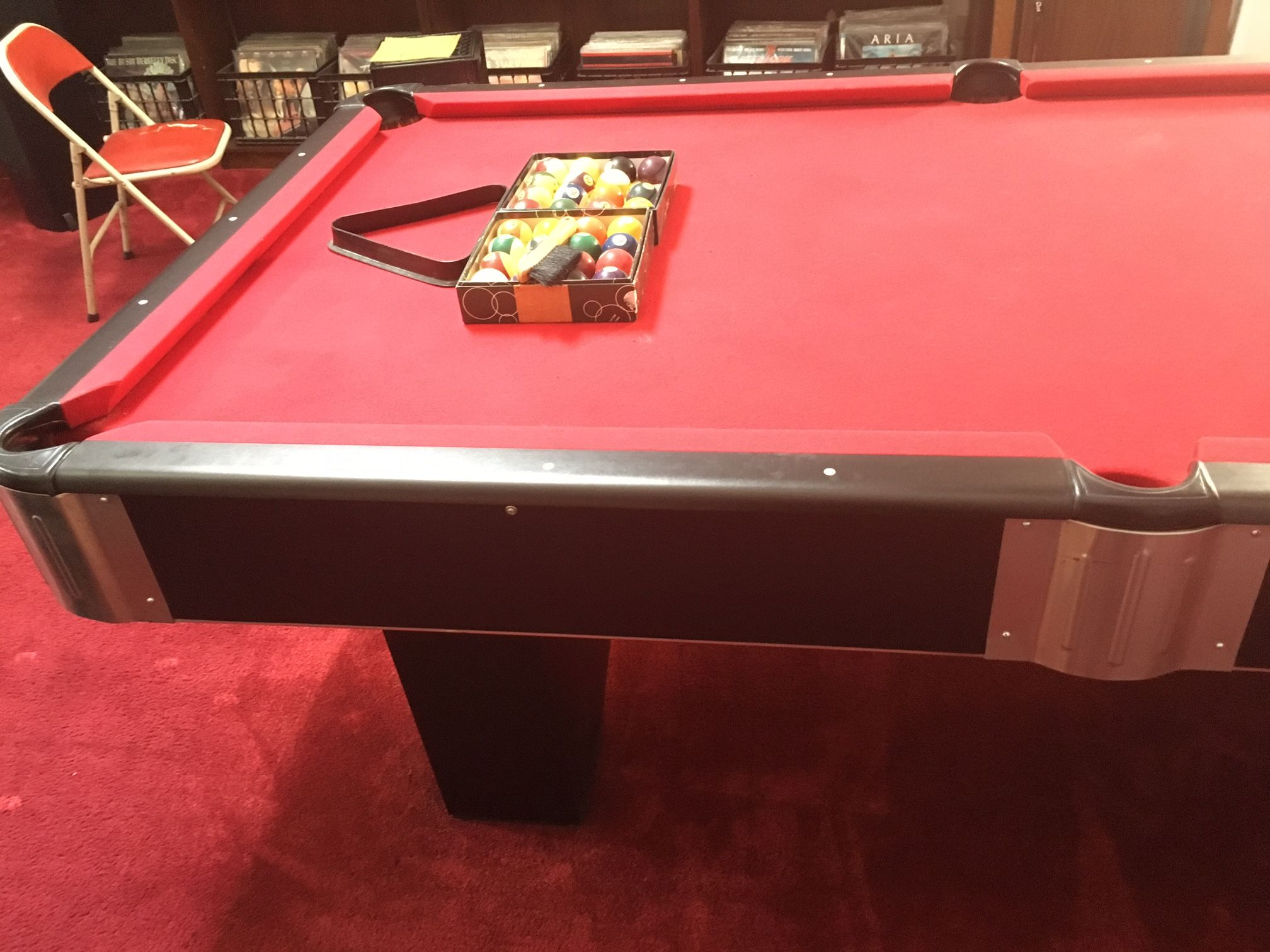 Steepleton Billiards Pool Table 8 Used Pool Tables For