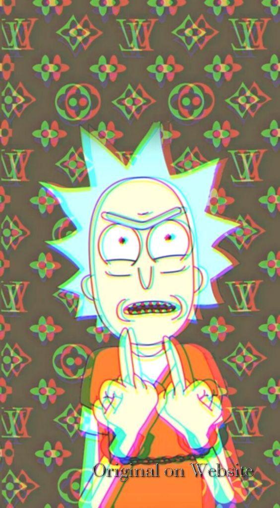 Iphone Wallpaper Aesthetic 394 Iphone Wallpaper Rick And Morty