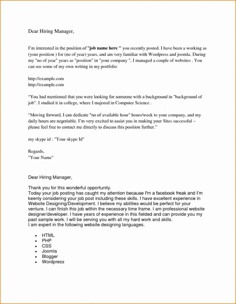 25 How To Address A Cover Letter With No Name Resume Template Start Without