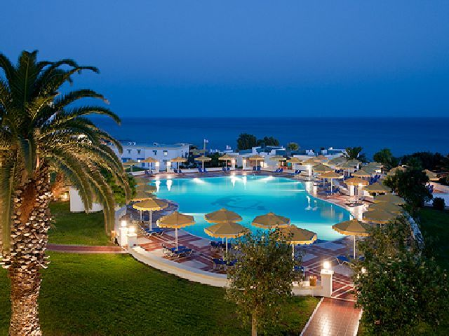 Mitsis Norida Beach Hotel Kardamaina Greece Very Good