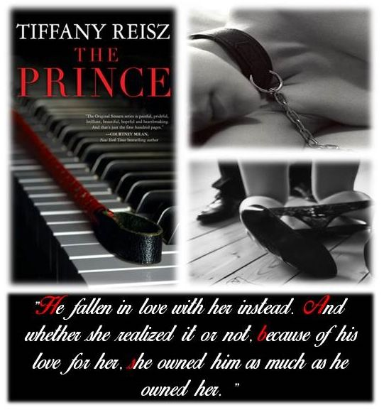 The Prince (The Original Sinners Series, #3) by Tiffany Reisz
