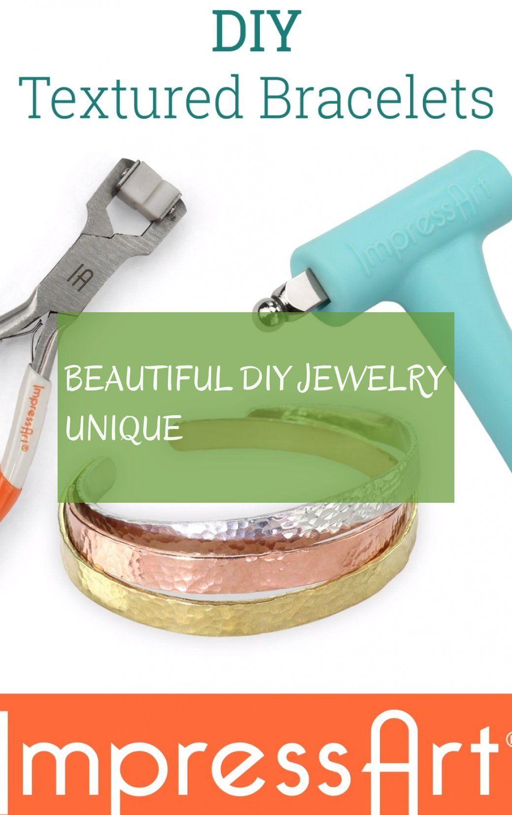 Beautiful diy jewelry unique