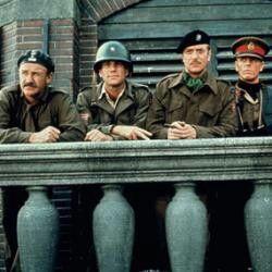 Hollywood cast op de Deventer toren.