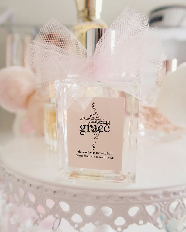 Got My First Christmas Edition Beauty Product And It S Philosophy S Amazing Grace Nutcracker Eau De Toilette Philosophy Amazing Grace Perfume Sweet Scents