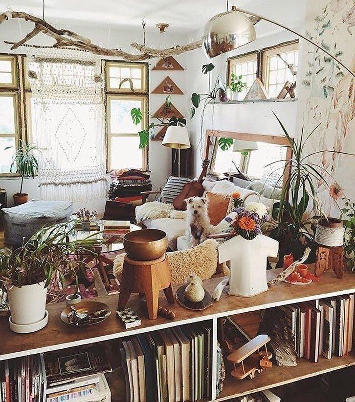 Modern Glam Living Room Decorating Ideas 19: Lovely Boho Rustic Glam Living Room Design Ideas 43