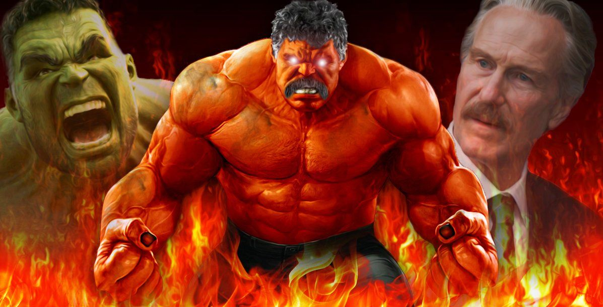 Even though Red Hulk wasn't in Avengers: Endgame, he could ...