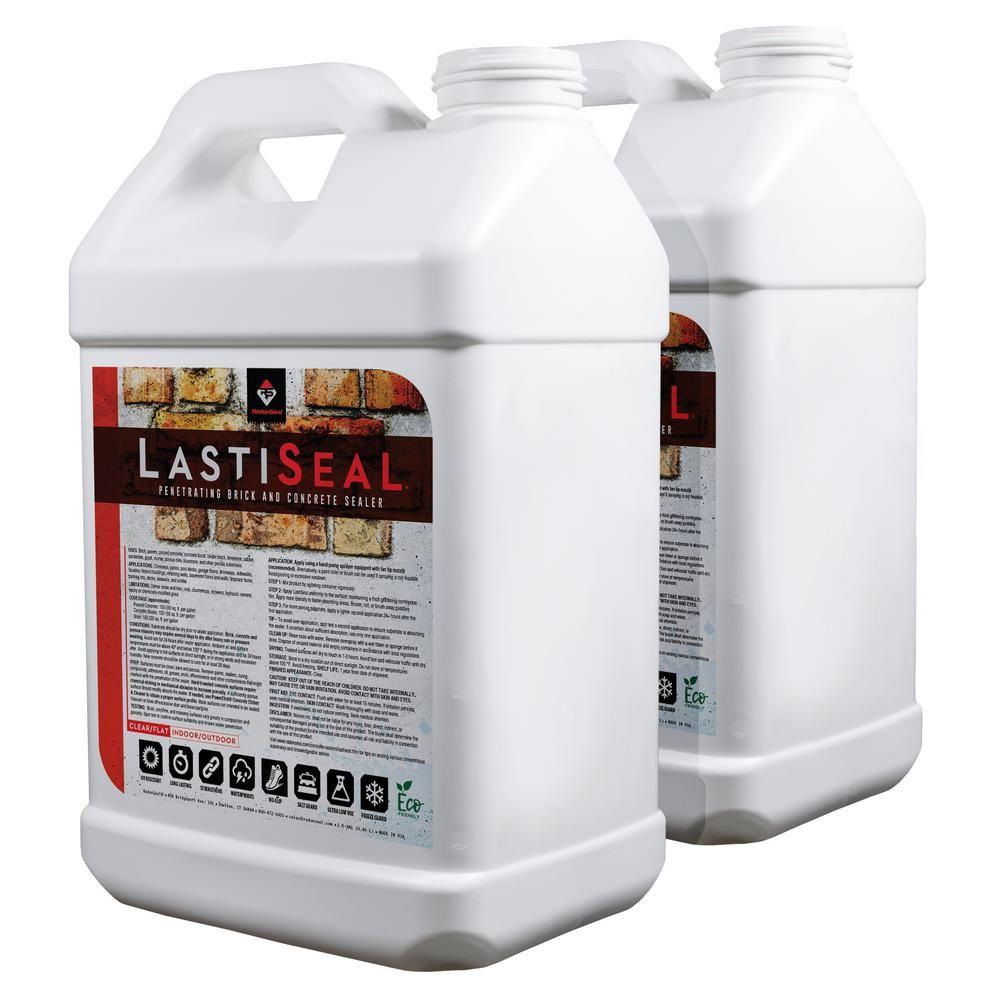 LastiSeal 5 Gal. Penetrating Waterproofing Brick Paver And