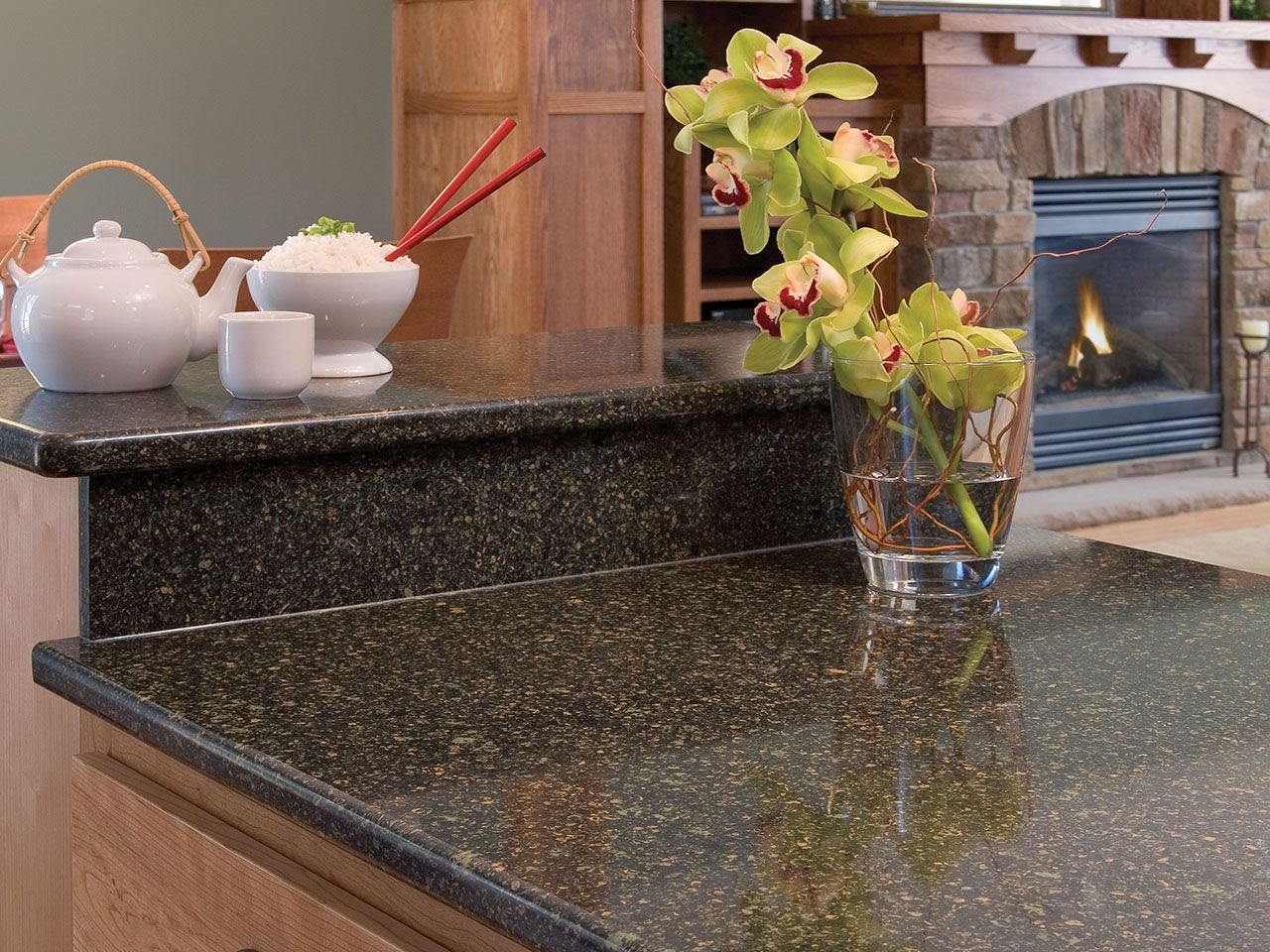 Inspiration Gallery | Cambria Kensington Quartz Stone Surfaces