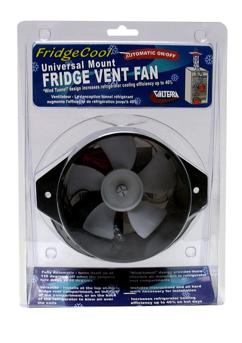 Fridgecool Exhaust Fan 12 Volt Carded Exhaust Fan Fan Vented