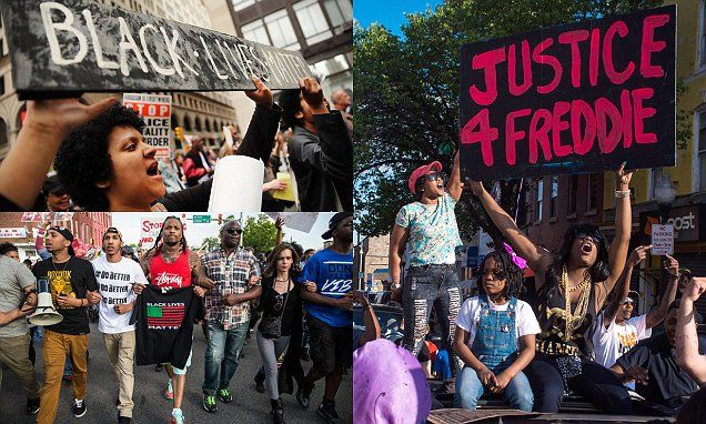 'Ferguson Effect' chilling policing as violence and murder climb