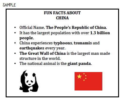 Fun Facts About China Fun Facts About China China For Kids Geography For Kids