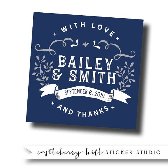 Labels rustic stickers wedding favor labels custom sticker labels custom favor tags labels for favors sizes this design is offered as 2 round