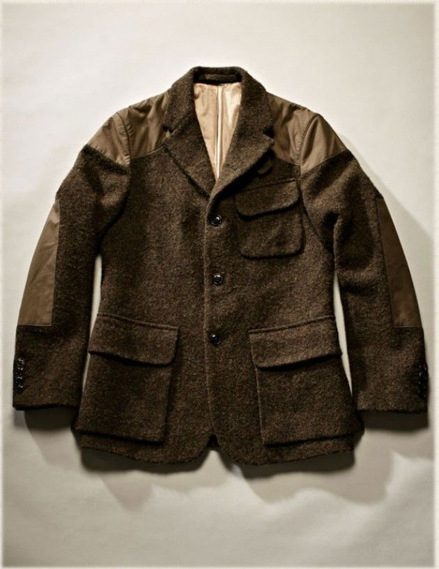 a7875bae1 Mallory Classic ‹ Authentic ‹ Store ‹ Nigel Cabourn Tweed Men, Tweed Coat,  Tweed