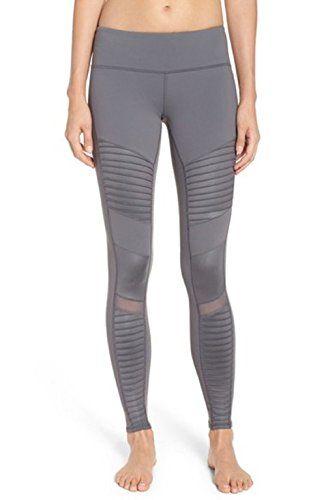 4039678a029621 Buy Alo Yoga Women s Moto Legging  Shop top fashion brands Tights  amp   Leggings at