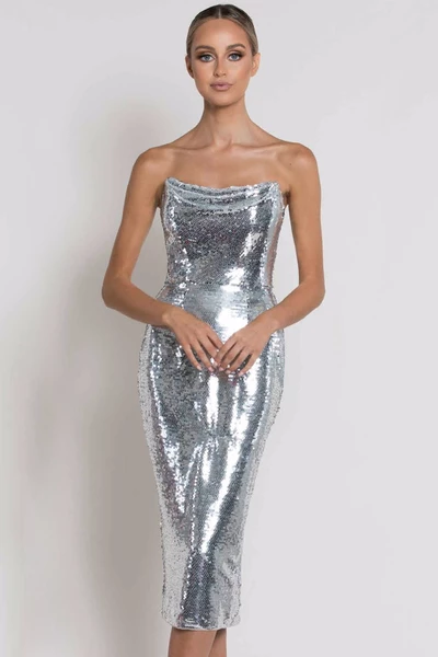 24+ Bariano silver sequin dress inspirations