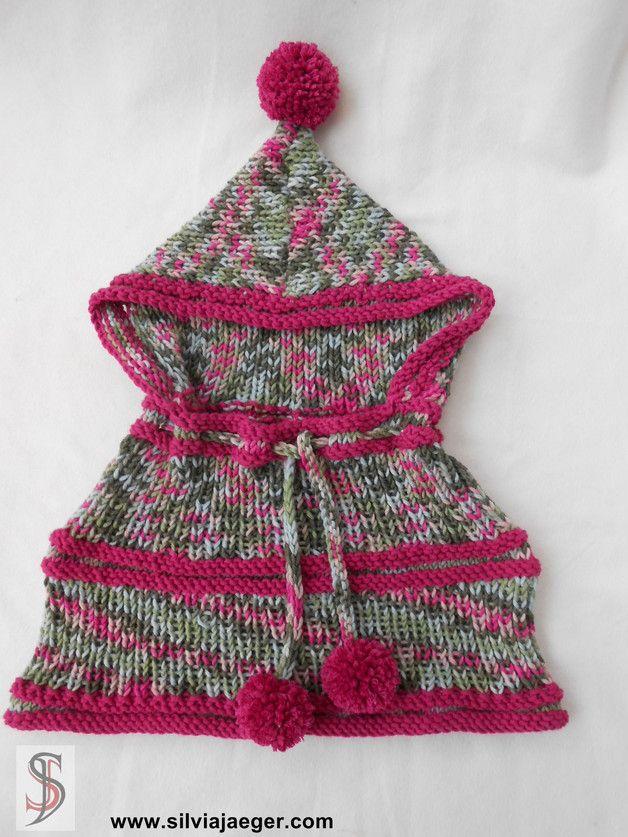 Schals - Kapuzenschal = Scoodie - Herzdame - ein Designerstück von ...