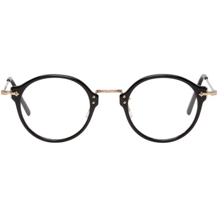 87005bc0f6a2  Valentines  AdoreWe  SSENSE -  Eyevan Eyevan 7285 Black Model E507 Glasses  - AdoreWe.com