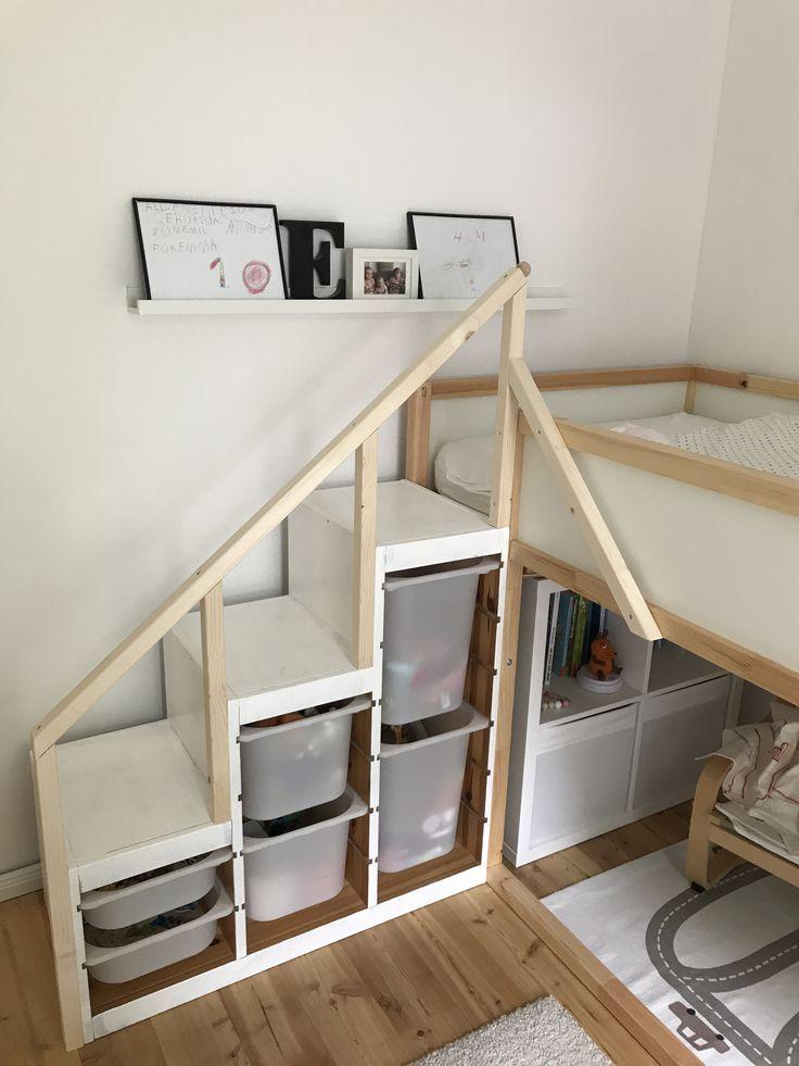 Ikea Hack Kura Hochbett Loft Bed