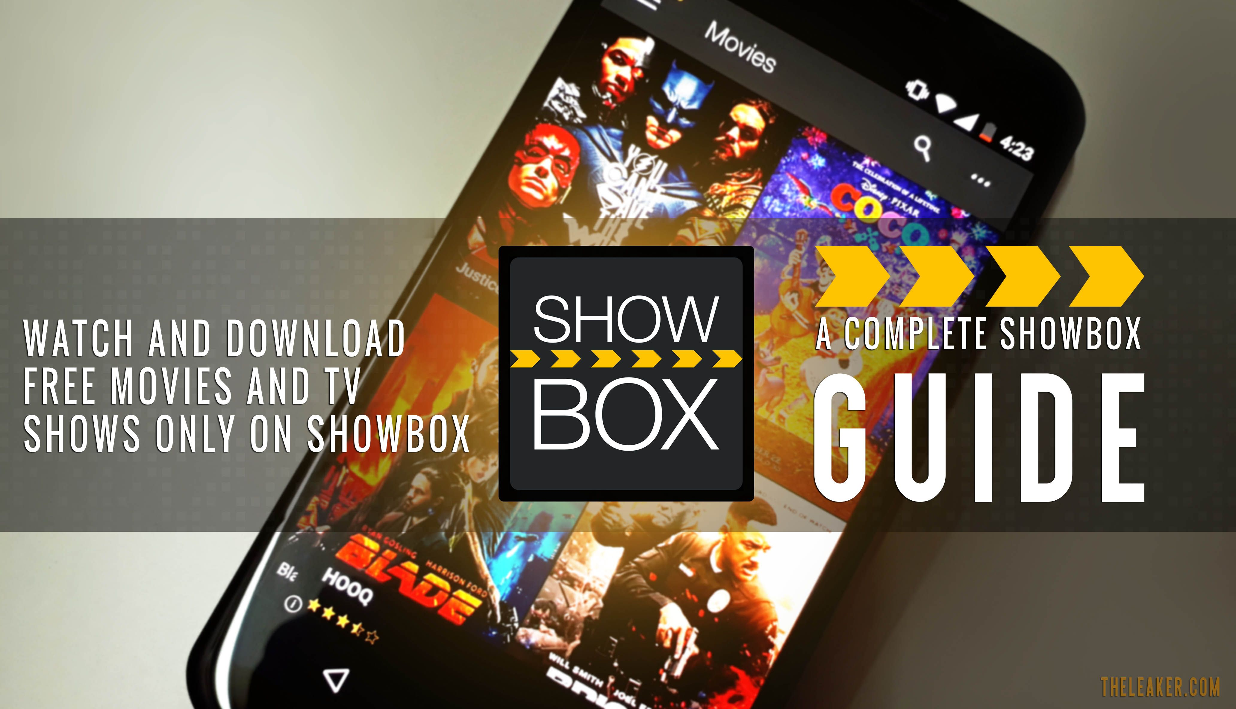 Showbox APK 2020 5.30, 5.36 Download For Android, TV