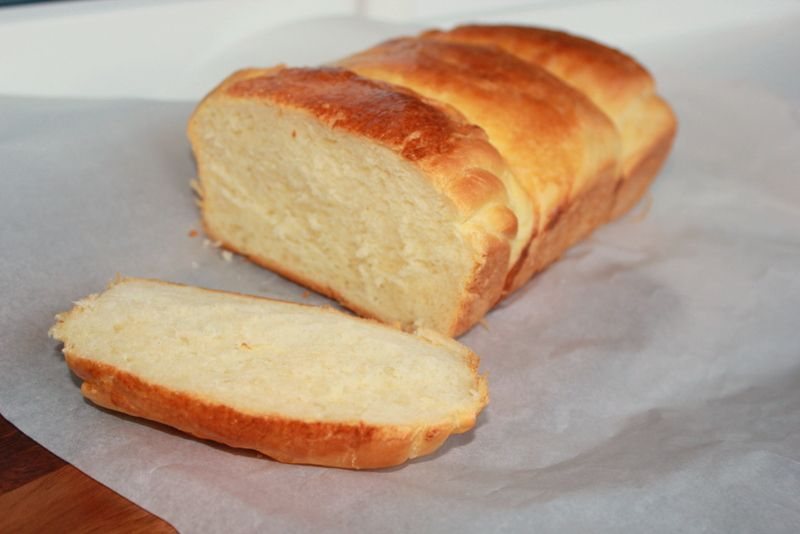 Домашний молочный хлеб (со стартером). Рецепт c фото, мы подскажем, как приготовить!